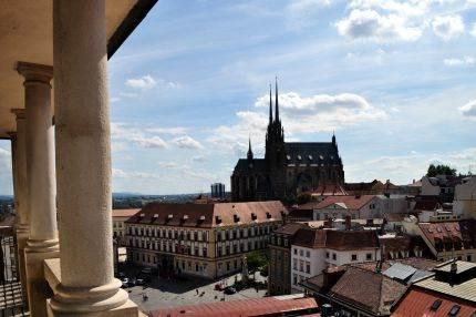 Brno, Češka.