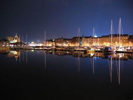 Helsinki, Finska.