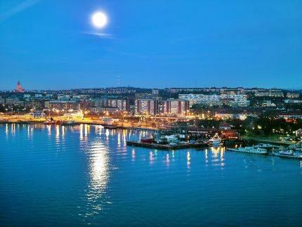 Geteborg, Švedska.