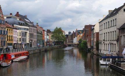 Gent, Belgija.