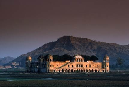 Džal Mahal, Indija
