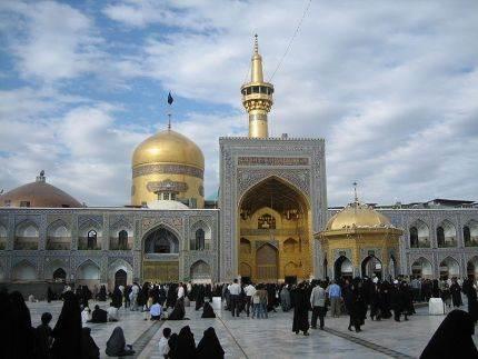 Svetilište Imam Reza iz IX veka u Mašhadu, Iran