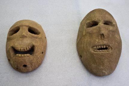 Kamene maske