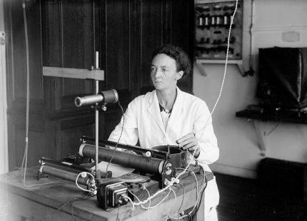 Irena Žolio Kiri, francuska fizičarka i dobitnica Nobelove nagrade.