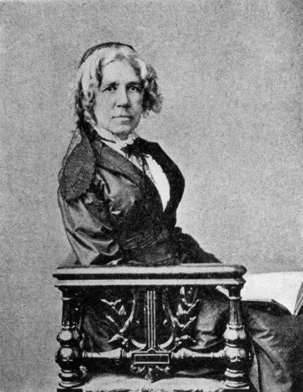 Marija Mičel, američki astronom.