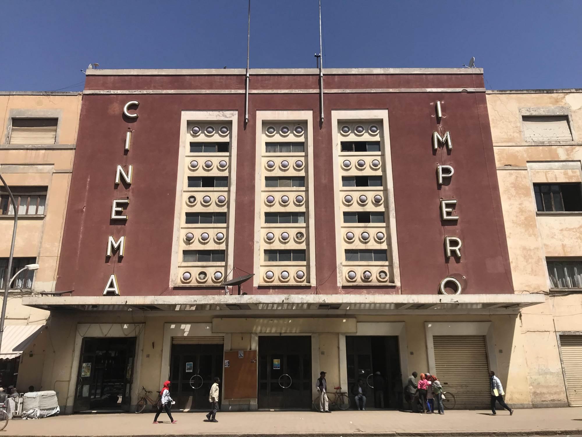 Cinema Imperio, Asmara