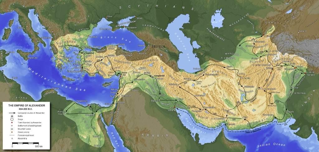 Carstvo Aleksandra Velikog