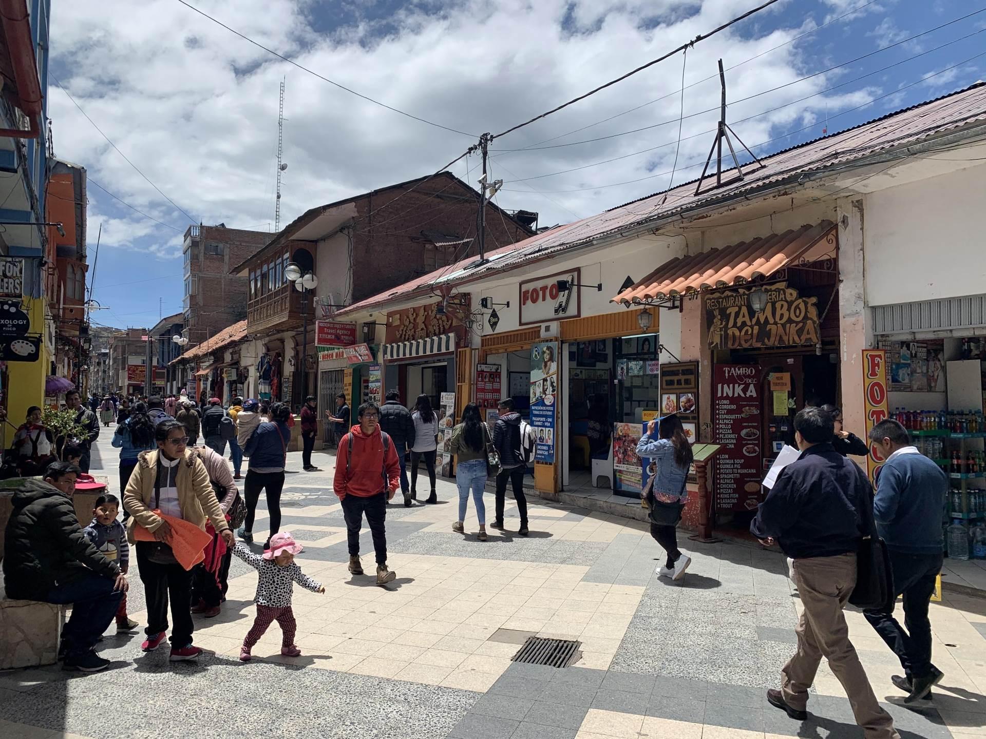 Kale Lima, Puno