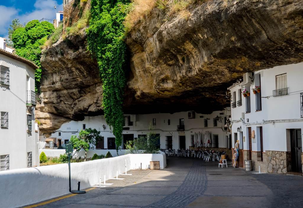 Setenil de las Bodegas, Andaluzija