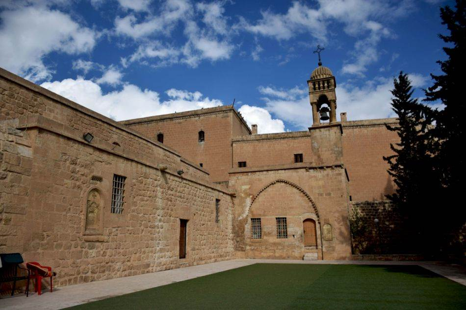 Crkva četrdesetorice mučenika kapadokijskih