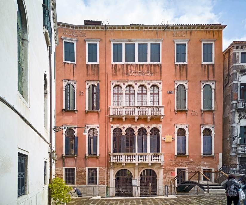 Fasada Palazzo Querini Stampalia