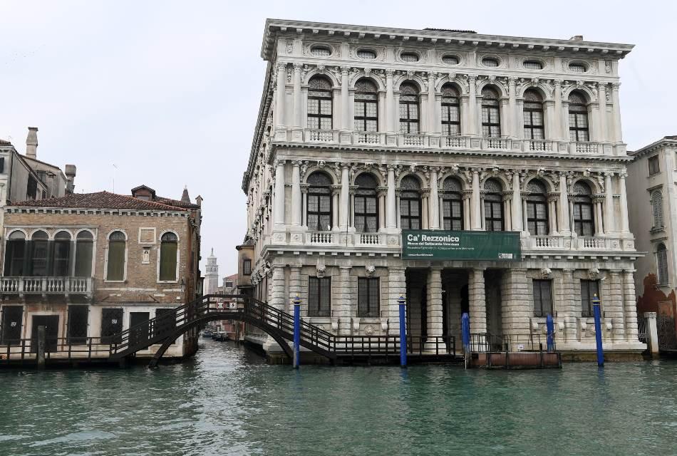 Ca Rezzonico, jedna od najglamuroznijih baroknih palata Venecije