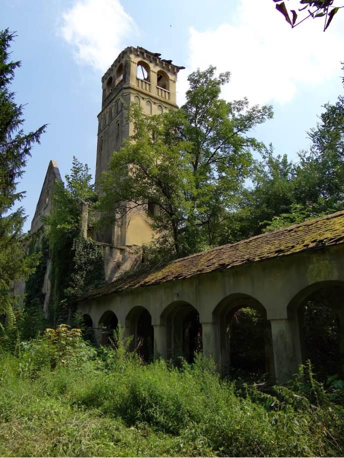 Kula zvonara Fernbahov dvorac