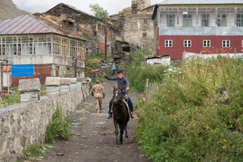 Stanovnici ova četiri seoceta važe za izuzetno gostoljubive;
