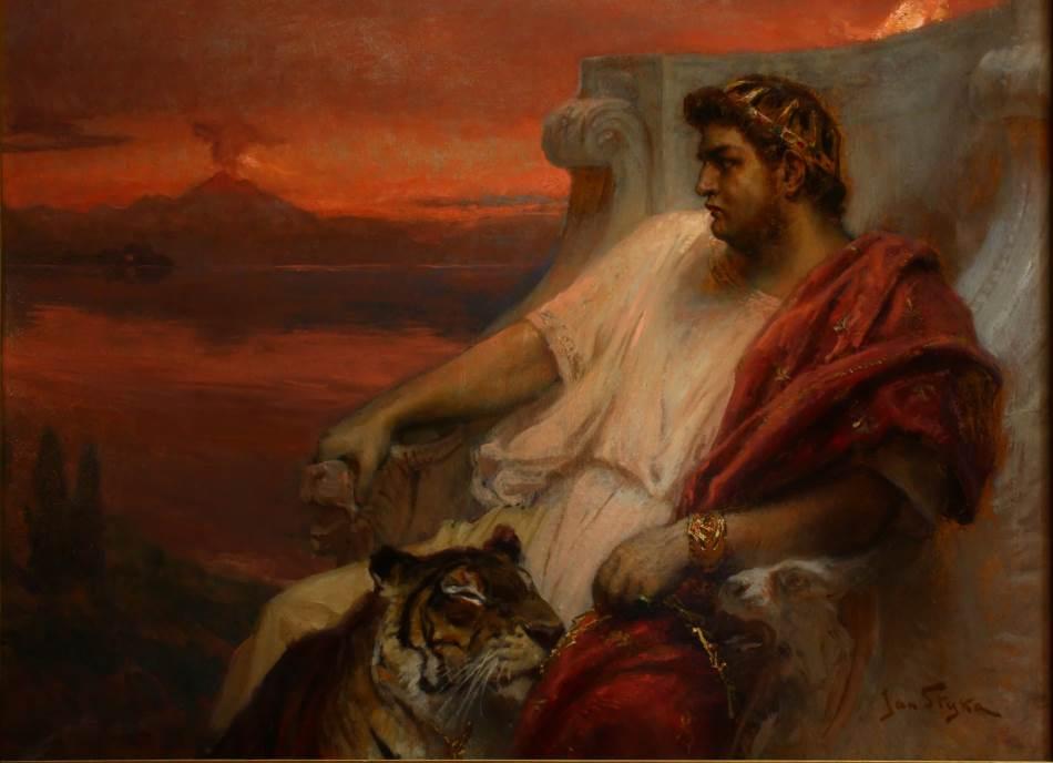 Legenda kaže da je u Baji Argripina skovala zaveru protiv supruga kako bi svog sina Nerona dovela na vlast.