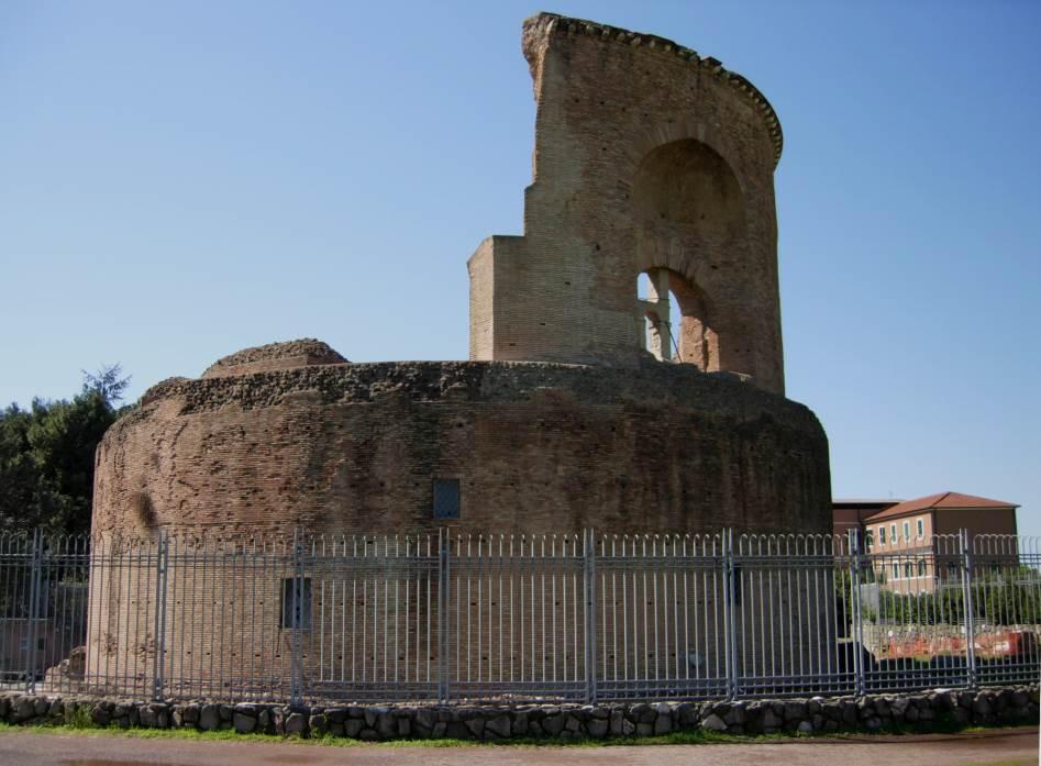 Mauzolej Svete Jelene, Rim