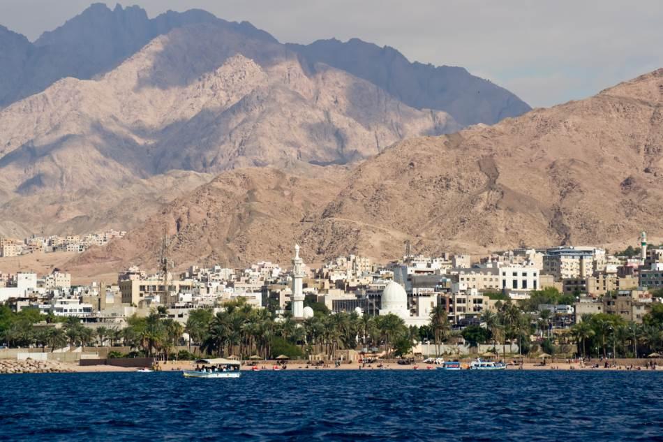 Grad Akaba na Crvenom moru