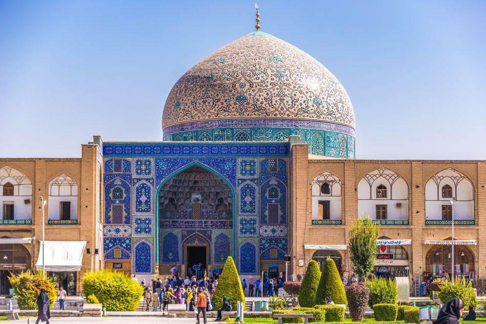Džamija Šeika Lotfolah.