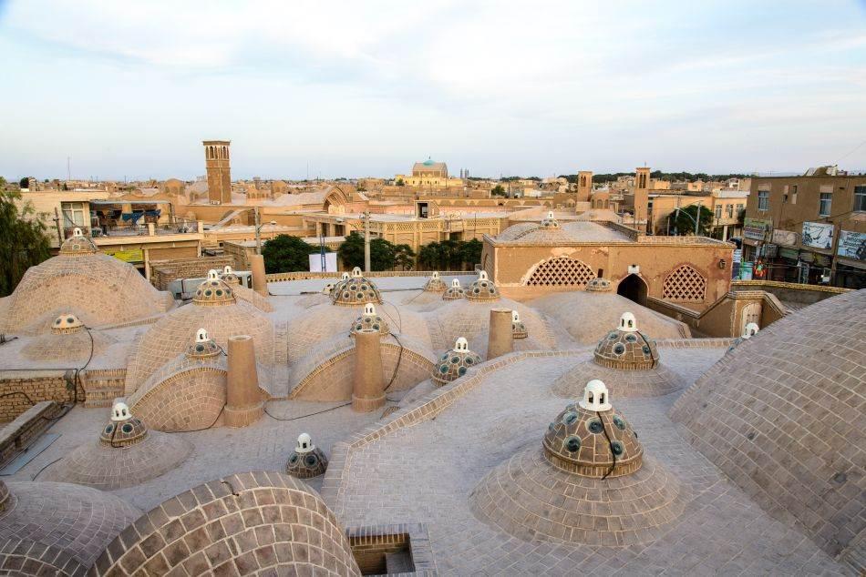 Krov kupatila sultana Amir Ahmada