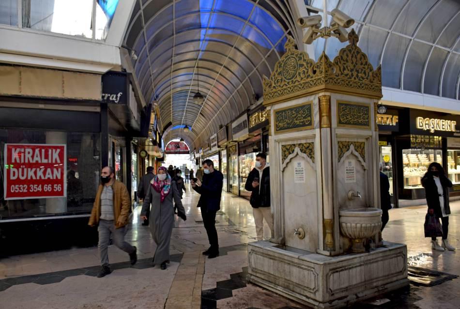 Kajseri je poznat i kao jedan od velikih centara trgovine.