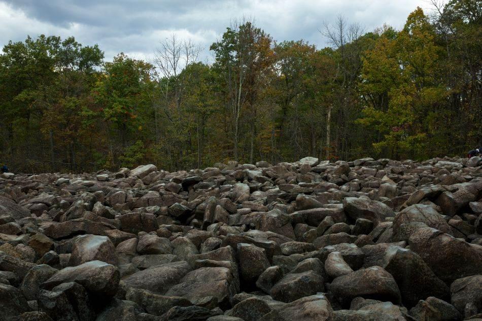 Kamenje koje zvoni, Pensilvanija
