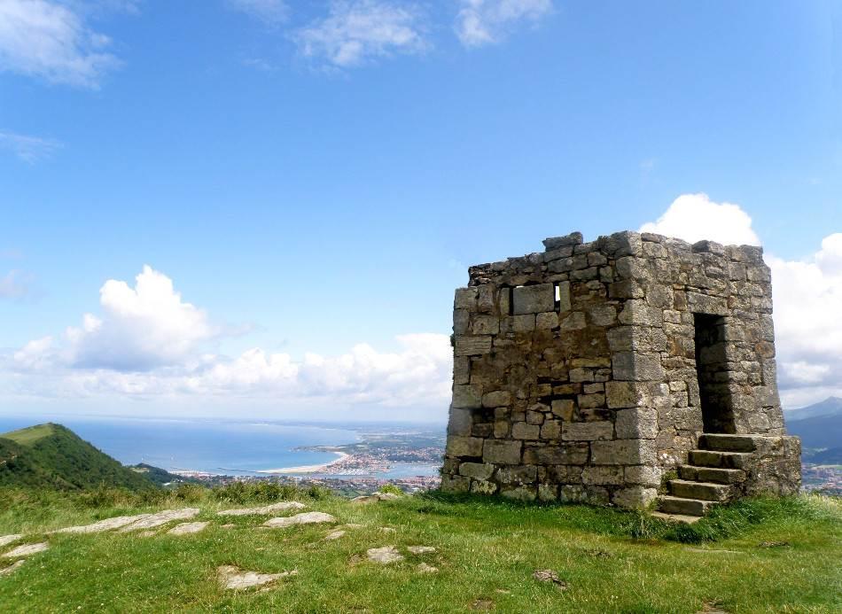 Baskija, brdo Žaiskibel