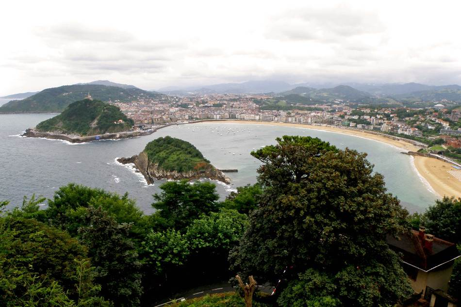 Baskija, San Sebastijan