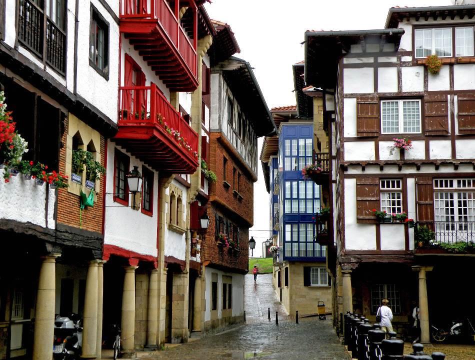 Baskija, Hondaribija