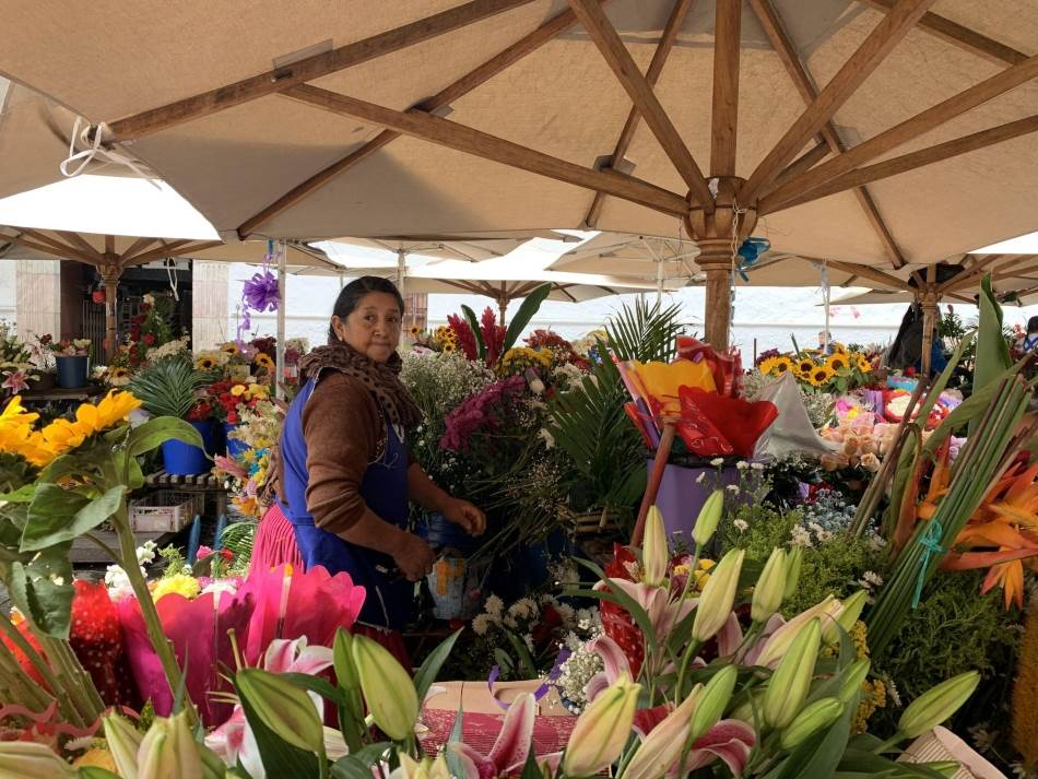 Trg cveća, Kuenka