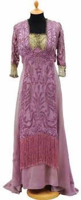 Veridbena haljina Jelene Ristić udate Todorović iz 1909. godine