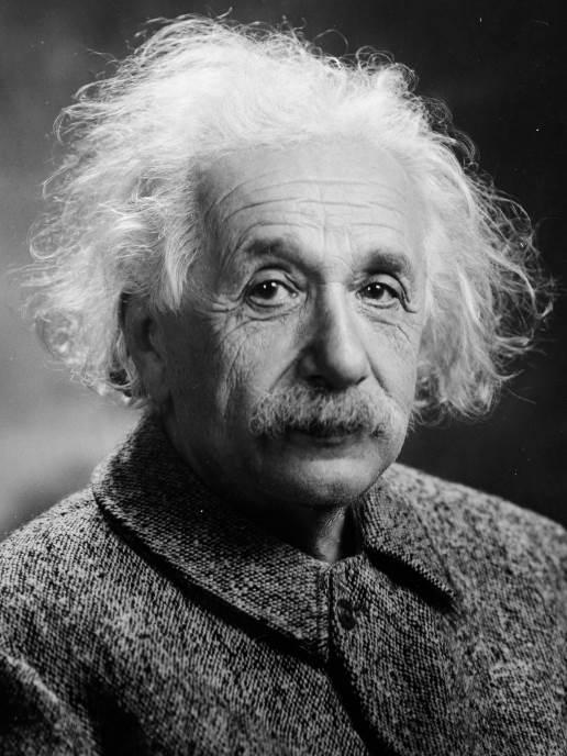 Albert Ajnštajn je oličenje genija, zbog čega postoji trajno zanimanje za njegov mozak. Moždani talasi ovog fizičara mereni su 1951. godine. Nakon njegove smrti 1955. godine patolog je obojene tanke uzorke mozga stavio na mikroskopska stakalca. Mnoga od tih stakalaca nalaze se u Nacionalnom muzeju zdravlja i medicine u Silver Springu, u Saveznoj Državi Merilend.