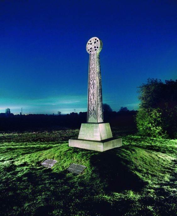 ENGLESKA Keltski krst (prikazan u engleskoj grofoviji Kent) uobičajen je simbol u srednjovekovnoj sakralnoj umetnosti i povezuje se s Britanskim ostrvima. Do danas se keltski uveliko govori u nekim tamošnjim područjima, što je nasleđe rane evropske kulture.