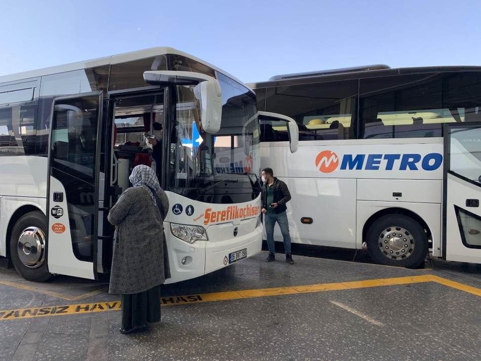 Autobuska stanica, Ankara