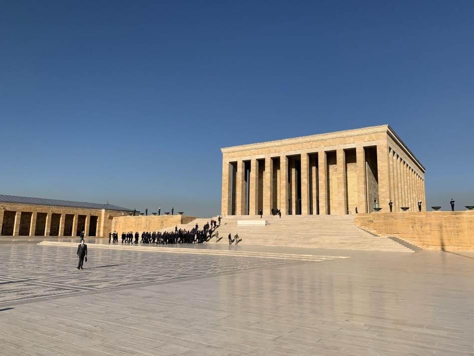 Mauzolej Mustafe Kemala Ataturka