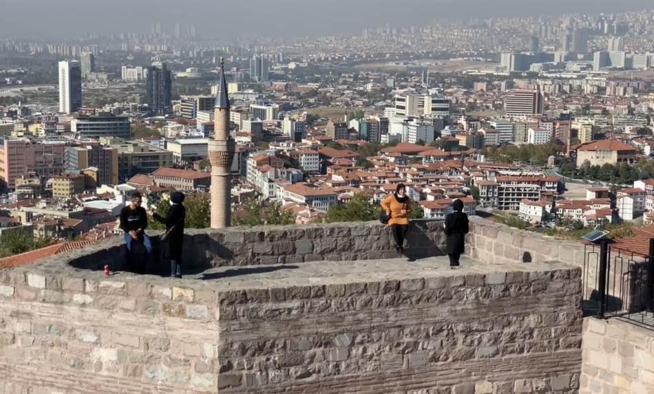 Pogled na Ankaru