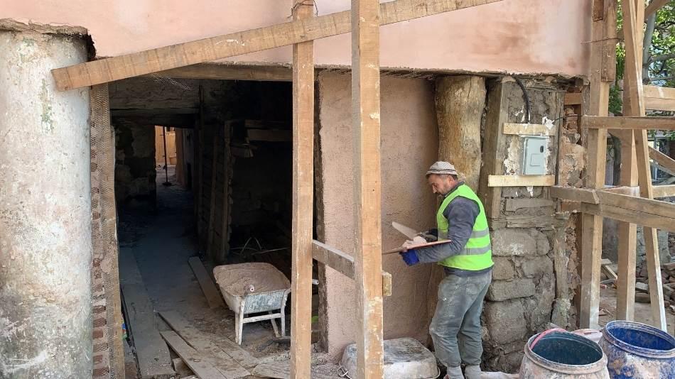 Renoviranje starog dela Ankare