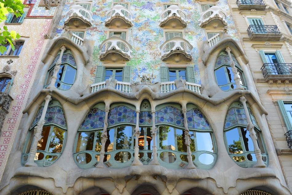 Kuća Batljo, Barselona