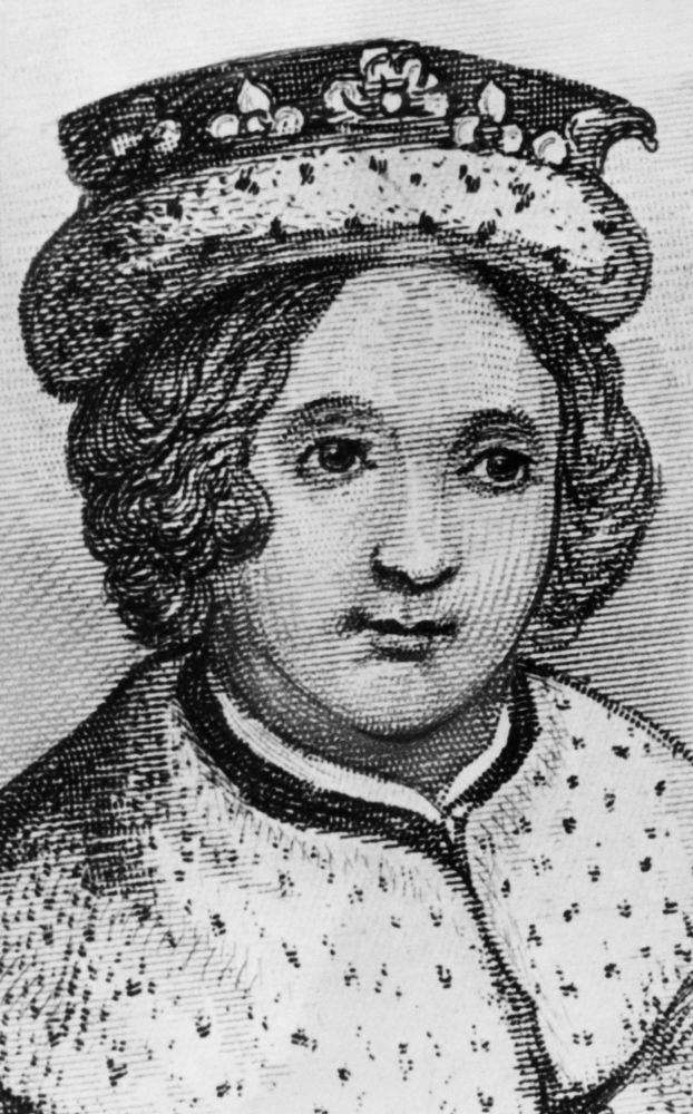 Edvard V oko 1480-te