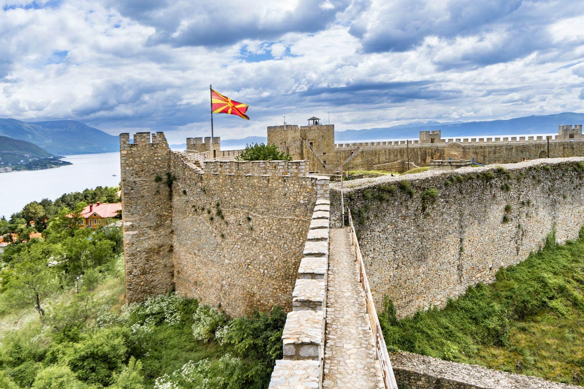 Samuilova tvrđava, Ohrid