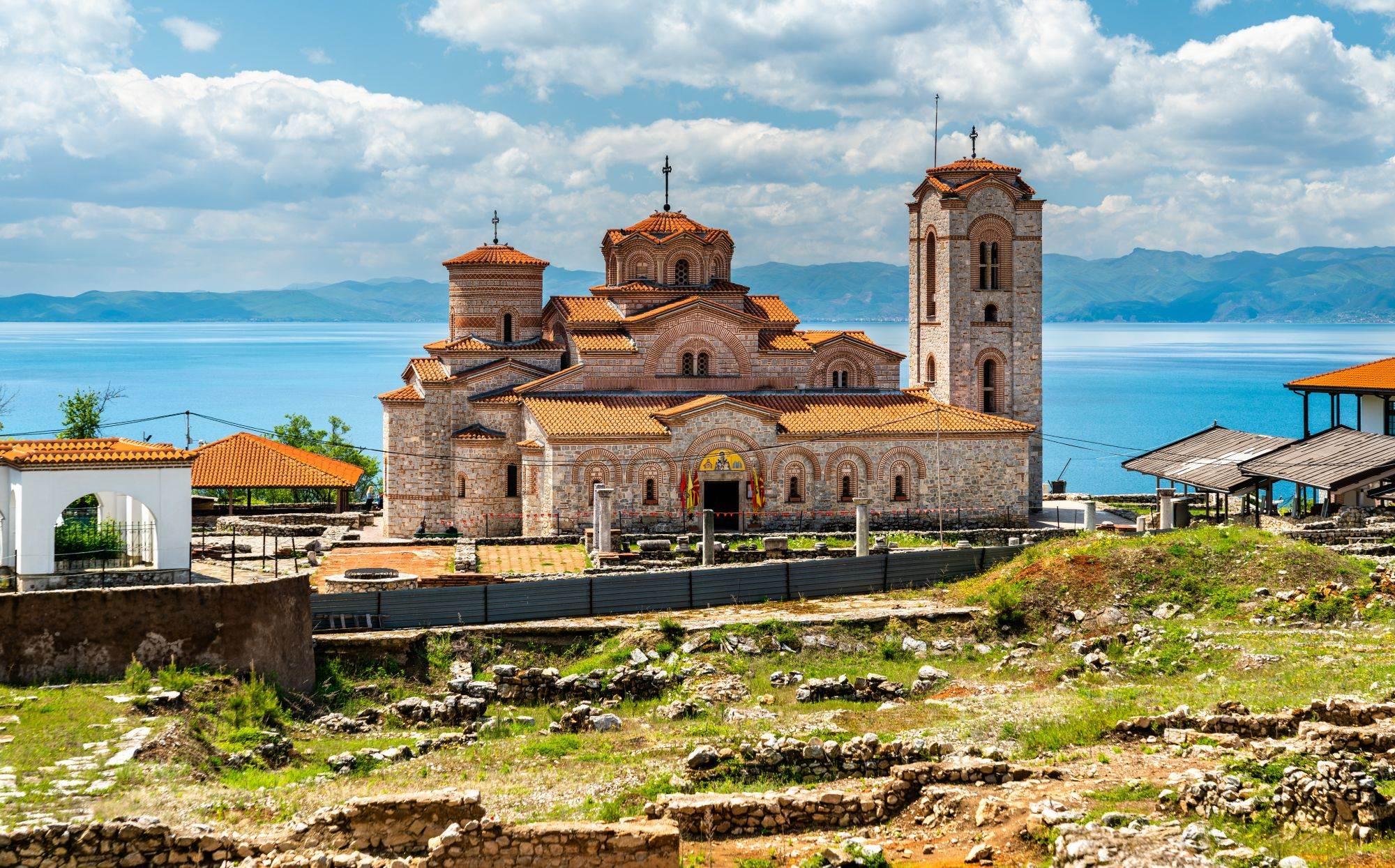 Crkva Svetog Pantelejmona na lokalitetu Plaošnik
