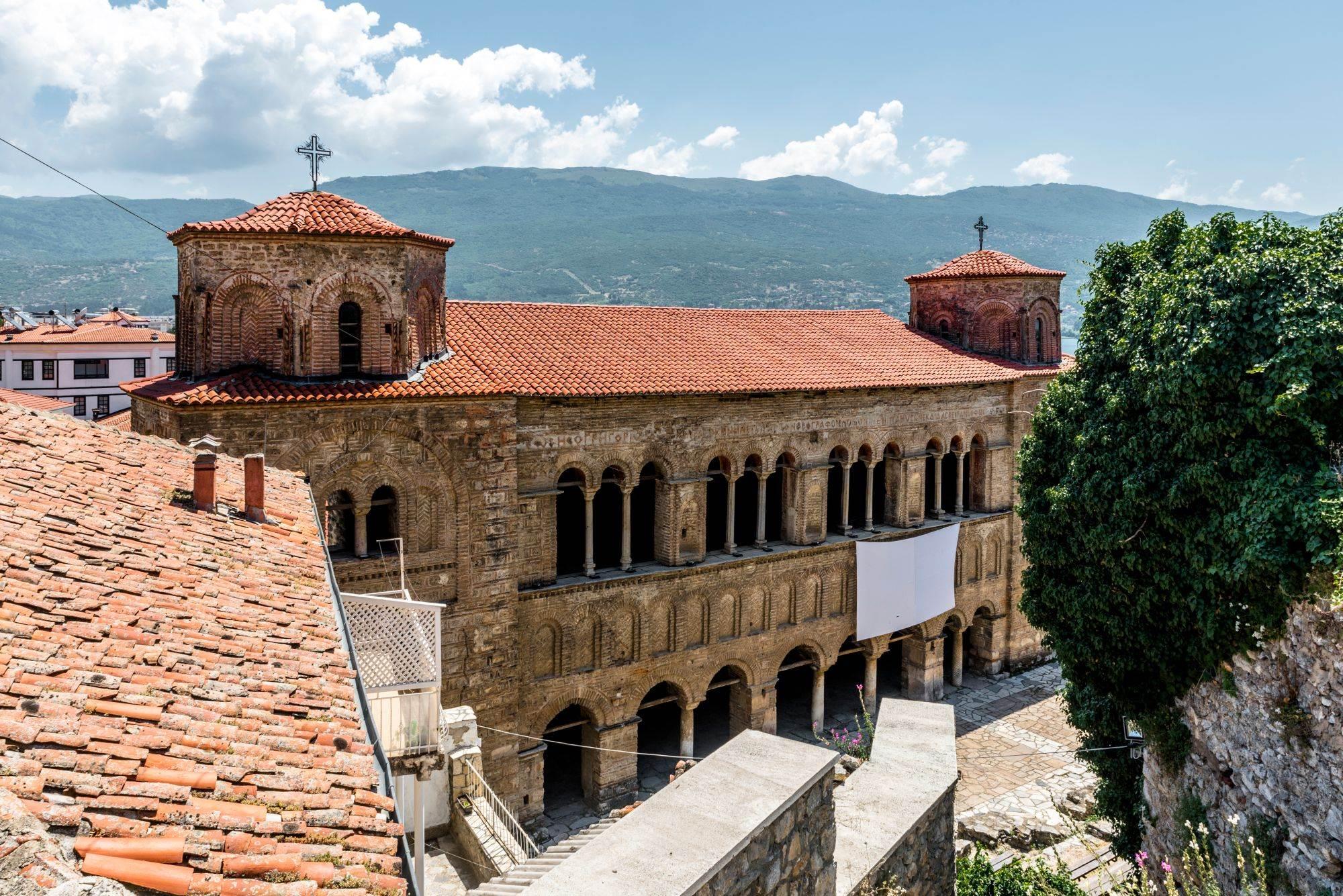 Crkva Svete Sofije, Ohrid