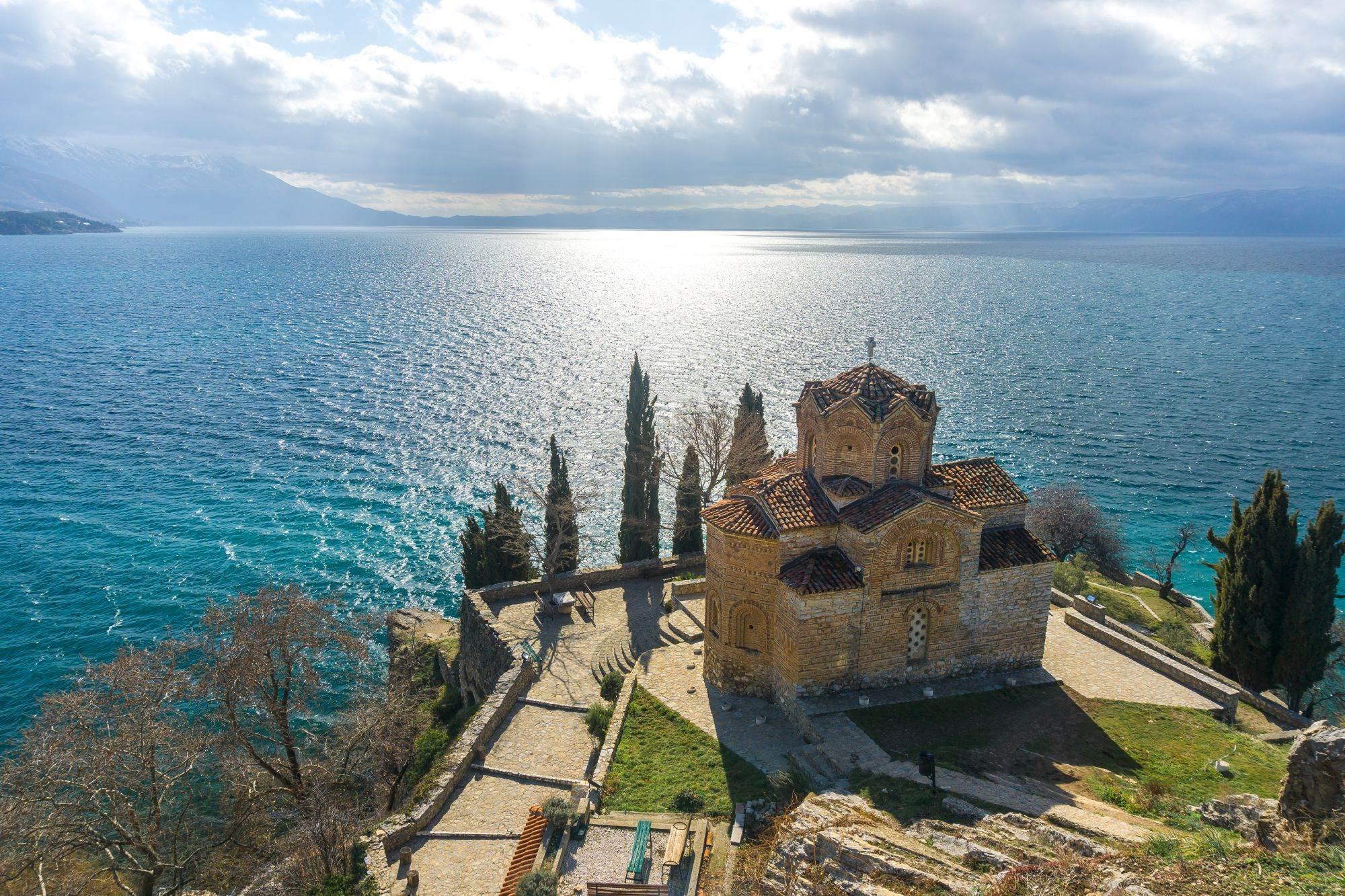 Crkva Svetog Jovana, poznatija kao Kaneo, Ohrid
