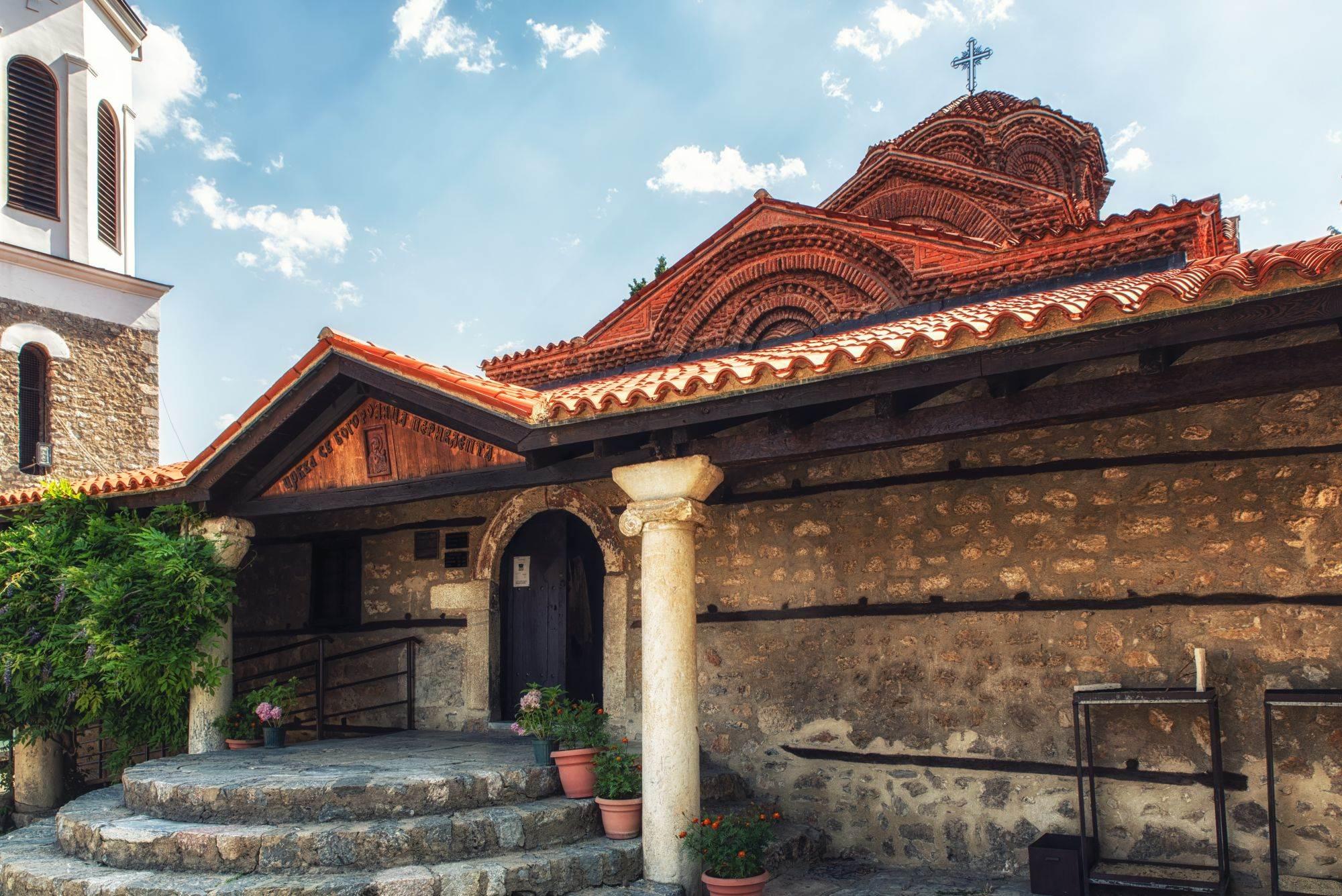 Crkva Bogorodice Perivlepte, Ohrid