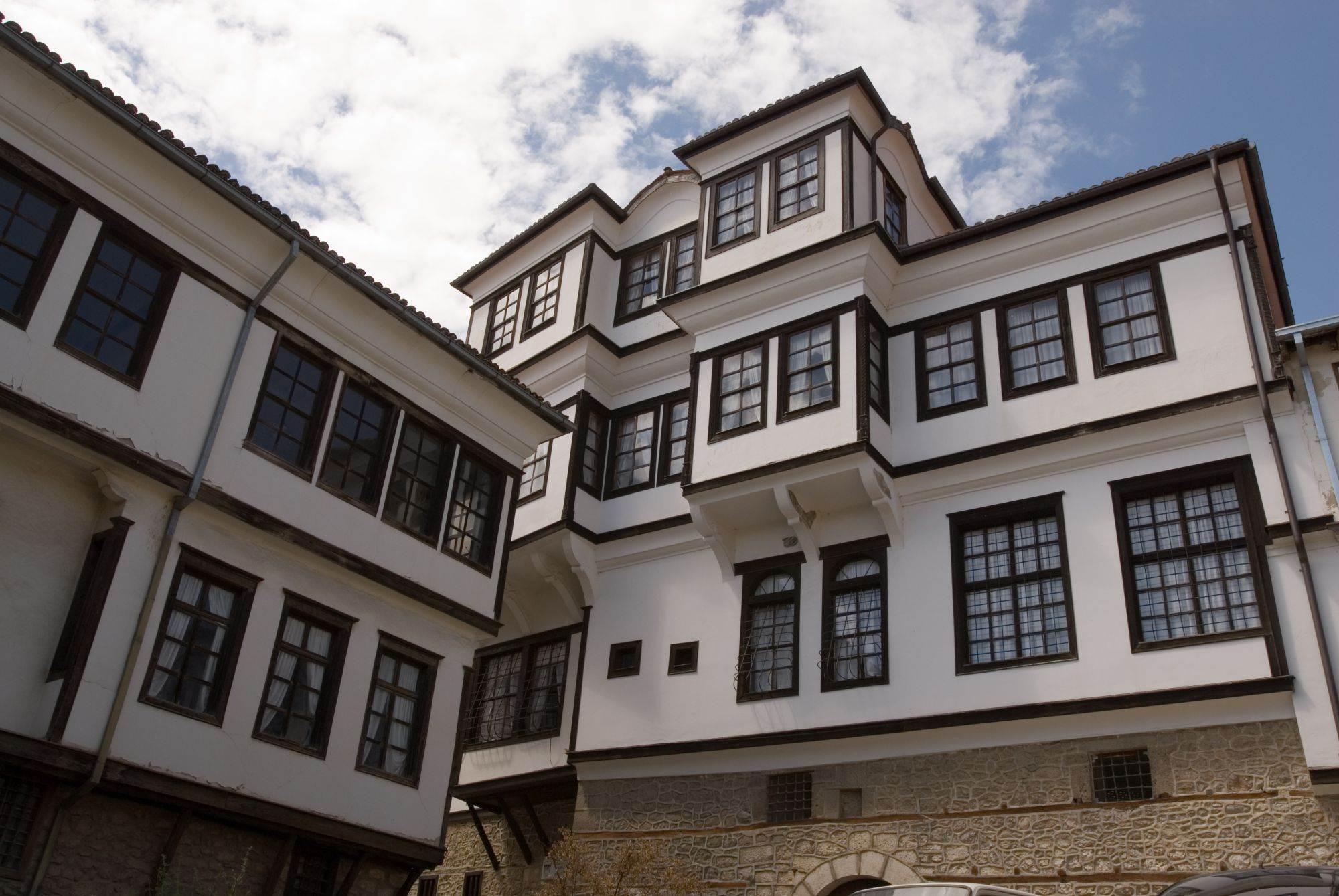 Kuća Robevih, Ohrid
