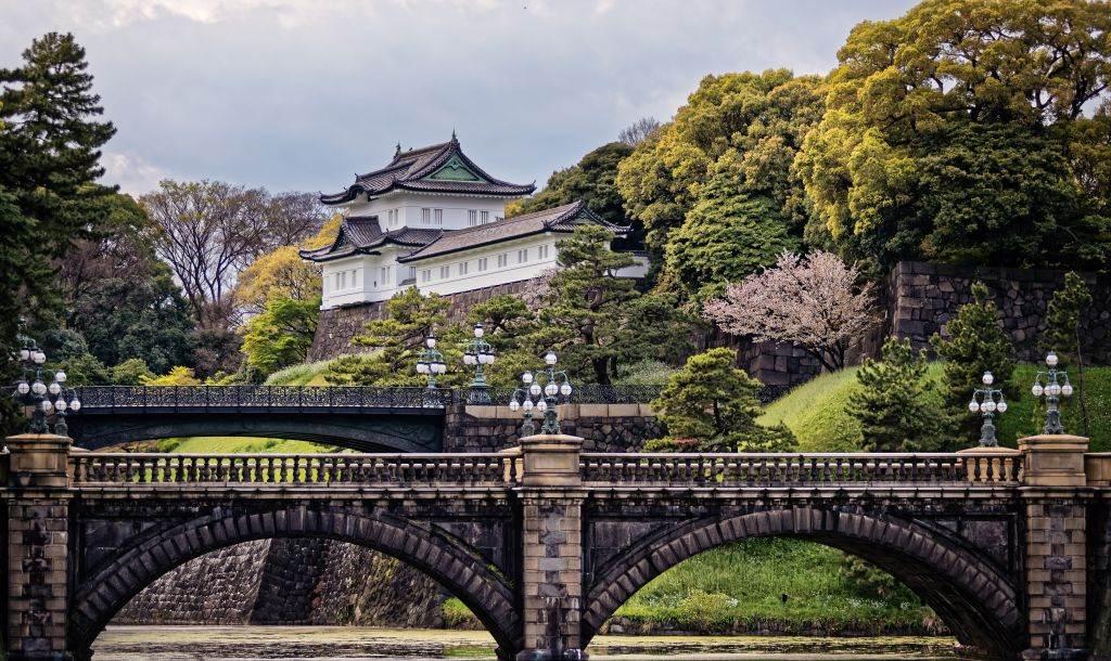 Carska palata, Tokio