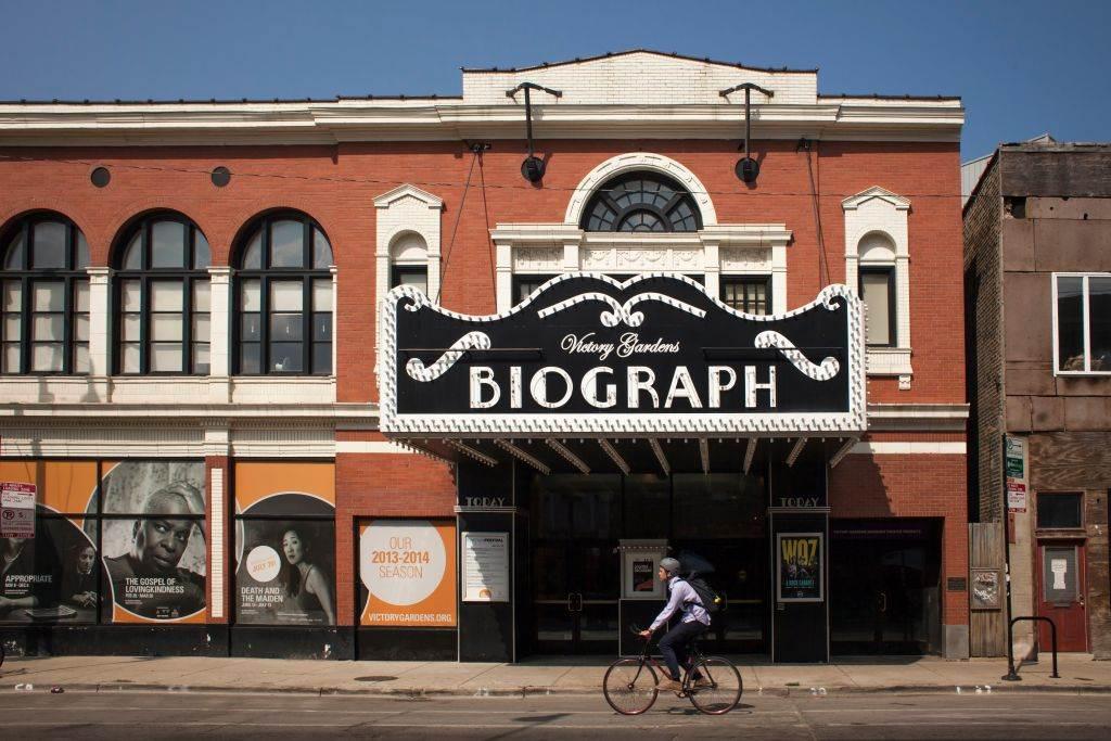 Bioskop Biograf ispred kog je ubijen Džon Dilindžer.