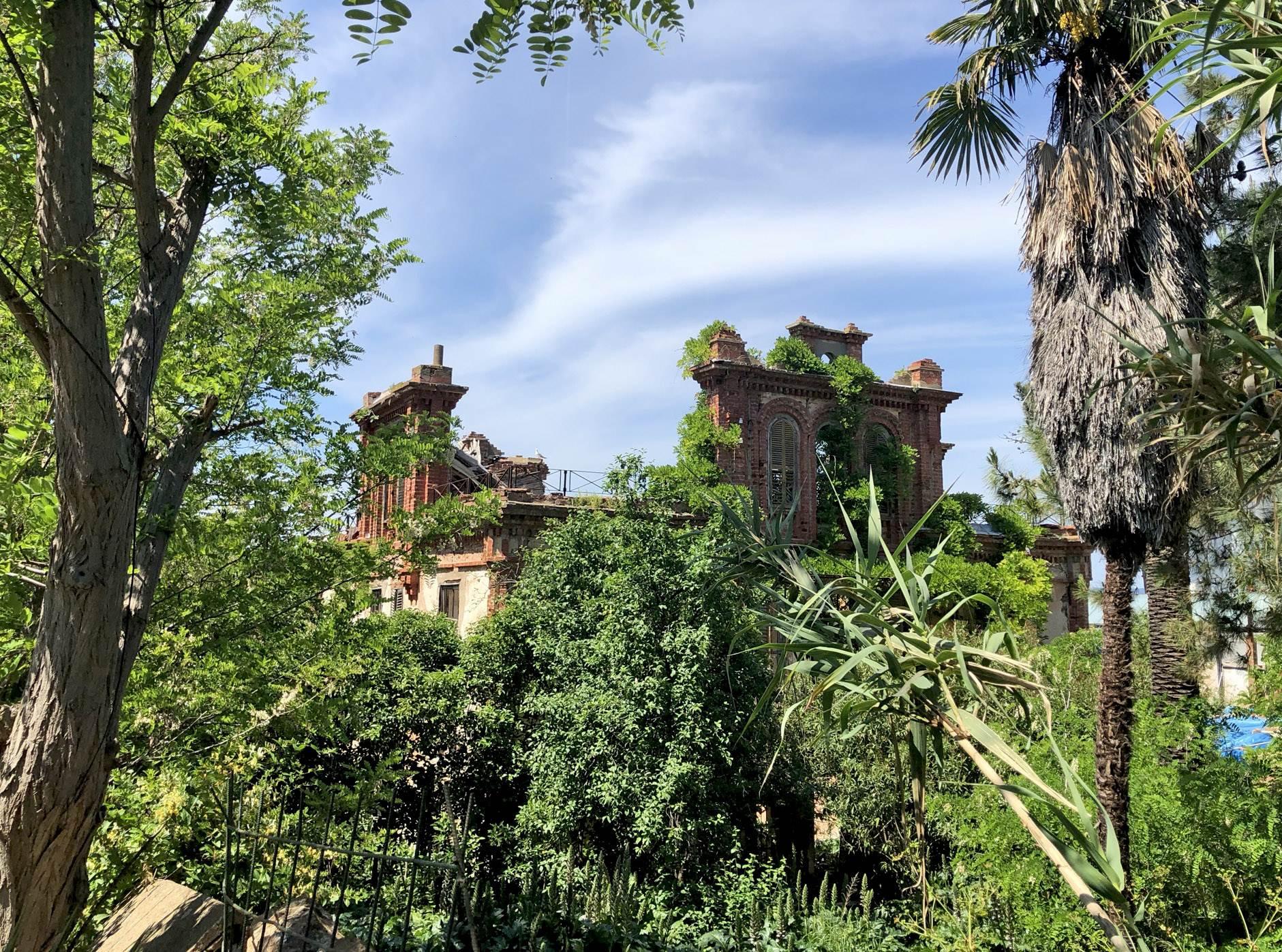 Kuća Lava Trockog na Prinčevskim ostrvima