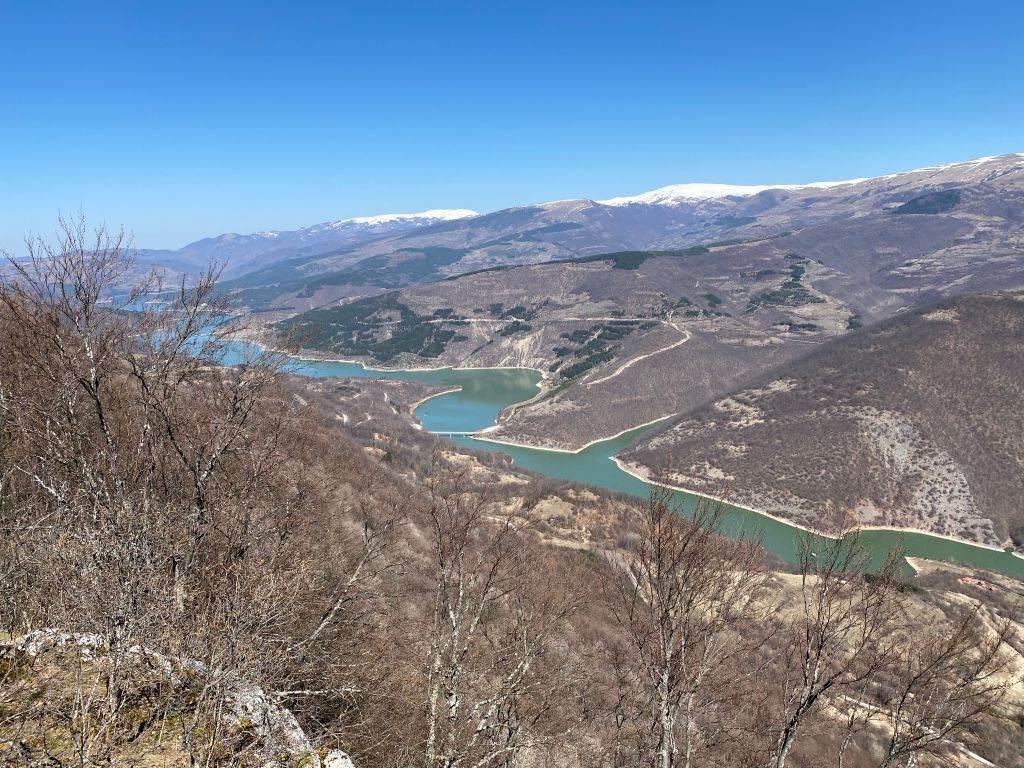 Reka Visočica i Zavojski jezero
