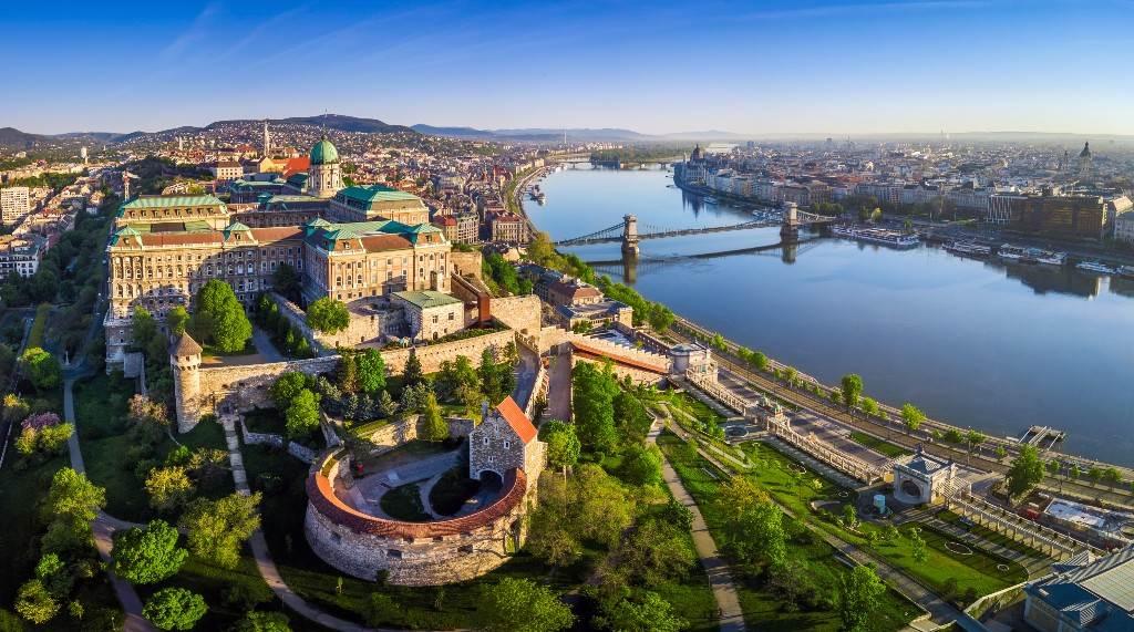 Dunav kod Budimpešte