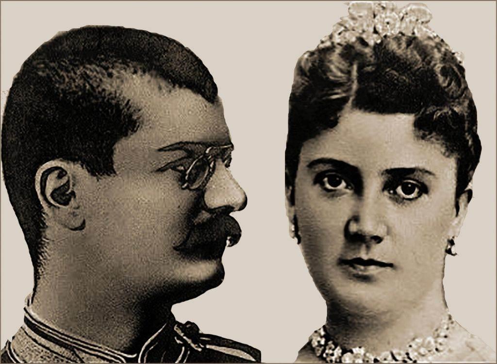 Aleksandar Obrenović i Draga Lunjevica